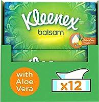Kleenex Balsam Tissues - 864 Tissues - 12 x 72 Stuks - Voordeelverpakking