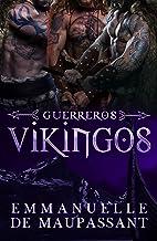 Guerreros Vikingos: 3 libros en 1 - un oscuro romance histórico trilogía vikinga