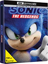 Sonic the Hedgehog limitiertes Steelbook (4K UHD) [Blu-ray]