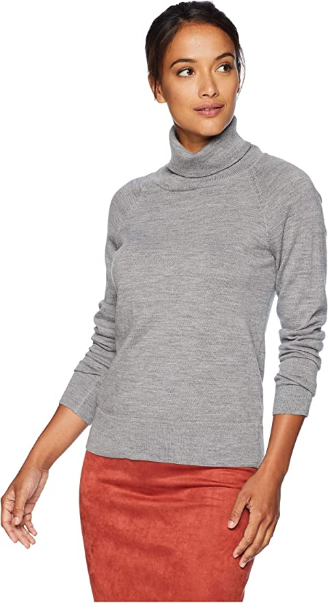 Image of turtleneck sweater.