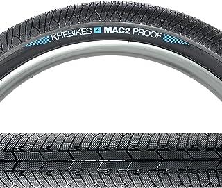 KHE MAC2 PROOF STREET 20 x 58mm Wire Bead Black Tire (pair)