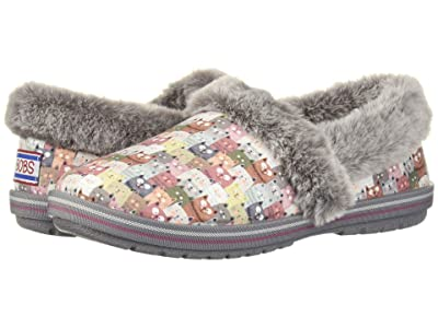 BOBS from SKECHERS Too Cozy (Pink/Multi) Women
