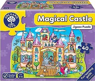 Orchard Toys Magical Castle Jigsaw Puzzle, Multicolour