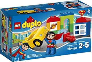 LEGO DUPLO Super Heroes Superman Rescue Building Set 10543