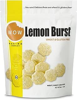 WOW Baking Company Gluten Free Cookies, Lemon Burst, 8 oz