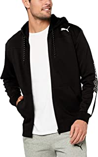 PUMA Men's Modern Sports Hooded JKT FL