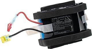 vhbw Akumulator zastępczy do Welch Allyn 105204 do miernika (6000 mAh 6,4 V litowo-jonowy)