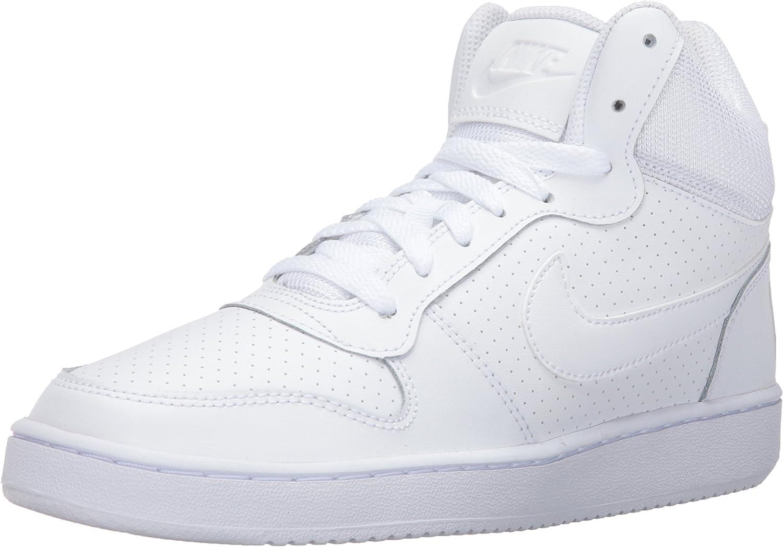 Nike Unisex Adults' Court Bgoldugh Mid Basketball shoes