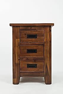 Jofran: , Coolidge Corner, Cabinet Chairside Table, 16