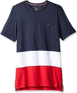 8029e36cd85 Tommy Hilfiger Mens Standard Modern Essential Crew Neck T-Shirt