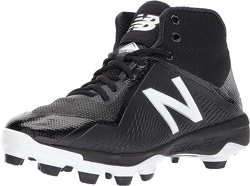 New Balance Men& 039;s PM4040v4 Molded Molded Molded Baseball schuhe, schwarz, 12.5 D US  bis zu 65% Rabatt
