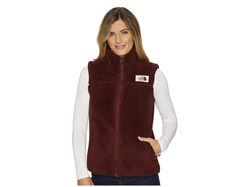 The North Face Campshire Vest (Sequoia Red (Prior Season)) Women
