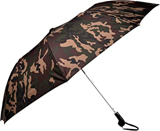 Paraguas Plegable Kukuxumusu Camuflaje Granate