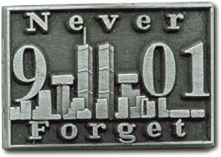 never forget pin