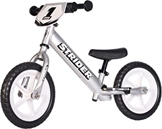 Strider - 12 Sport Balance Bike, Ages 18 Months to 5 Years (Renewed)
