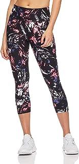 Calvin Klein Women's Fresco Compression High Waist Crop Length Fitness Tight