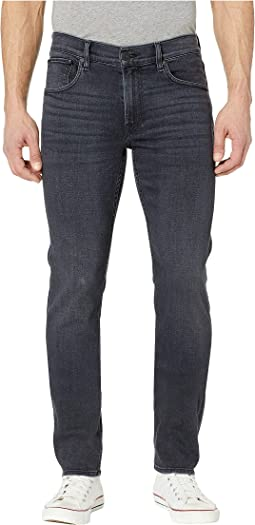 Blake Slim Straight Zip in Delta
