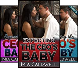 Expecting The CEO's Baby (4 Book Series)