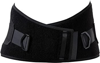 Core Products Corfit Industrial Back Support, Black - XLarge