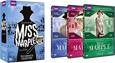 MISS MARPLE:COMPLETE COLLECTION