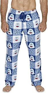 Rudolph The Red-Nosed Reindeer Bumble Plush Lounge Pants for Men