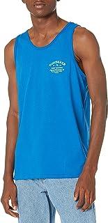 Quiksilver Men's Logo Art Tank Top T-Shirt Tee