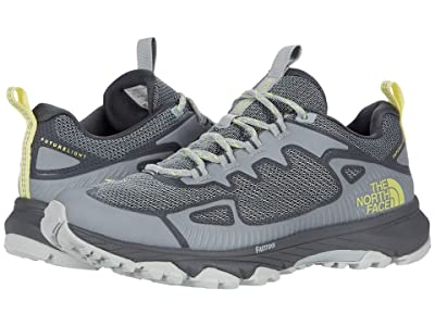 The North Face Ultra Fastpack IV Futurelight (High-Rise Grey/Limelight) Women