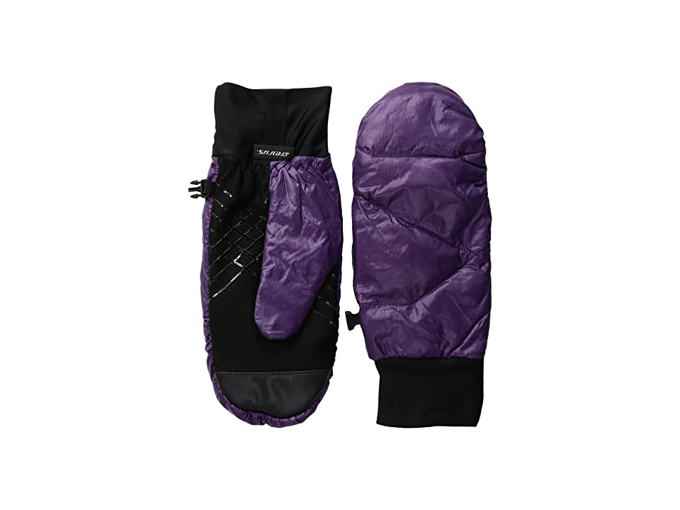 Seirus Solarsphere Ace Mitt (Plum) Ski Gloves