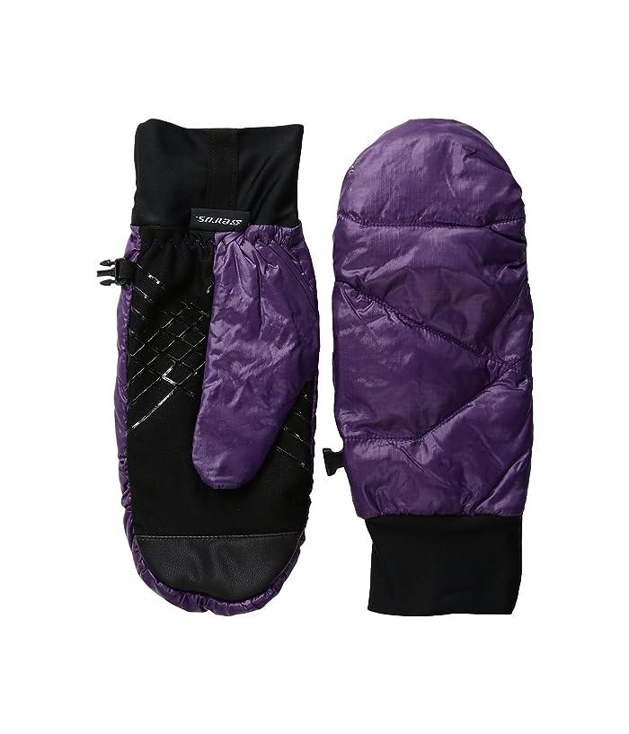 Seirus Solarsphere Ace Mitt (Plum) Ski Gloves