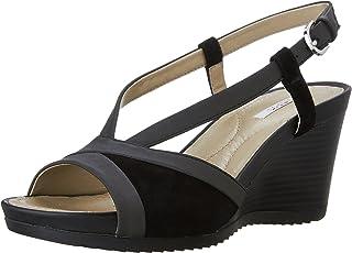 176d4c2448551c Amazon.fr : Geox - Sandales / Chaussures femme : Chaussures et Sacs