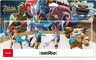 Amiibo Daruk+Mipha+Revali+Urbosacollection Legend Of Zelda