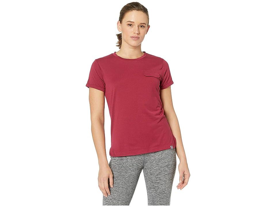 Helly Hansen Lomma T-Shirt (Plum) Women