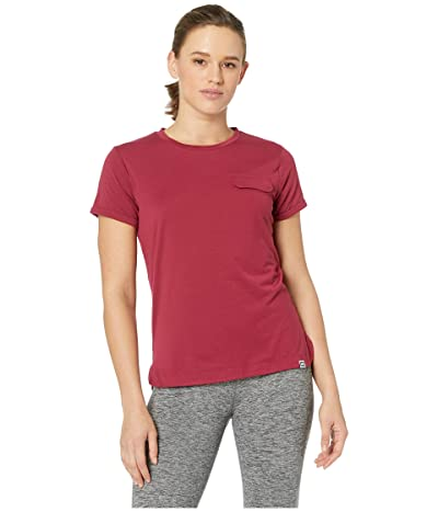 Helly Hansen Lomma T-Shirt (Plum) Women