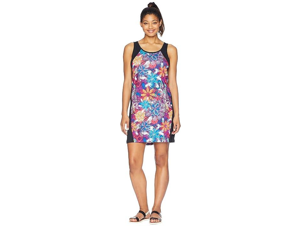 Skirt Sports Take Five Dress (Temper Tantrum Print/Black) Women