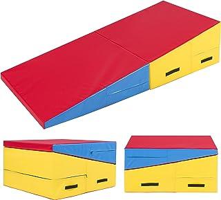 Best Choice Products BCP Folding Gymnastics Wedge Mat