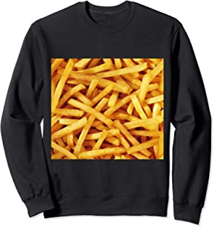 Halloween Matching Group Costume Idea French fries Sweatshirt