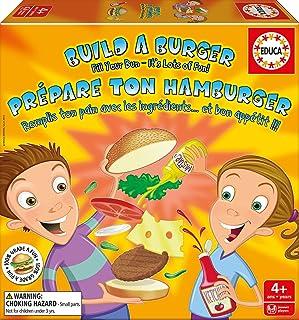 Educa Children's Build a Burger Puzzle