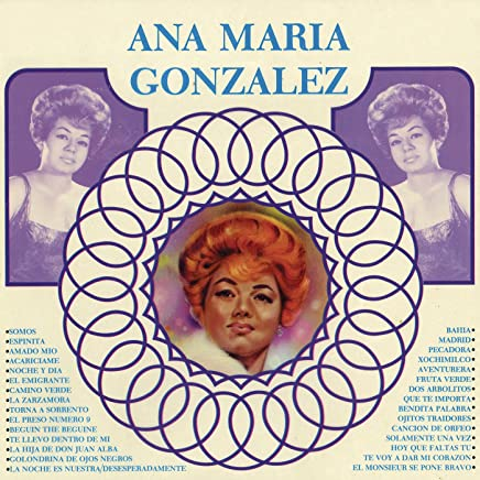 Amazon.com: Ana María Gonzalez: Digital Music