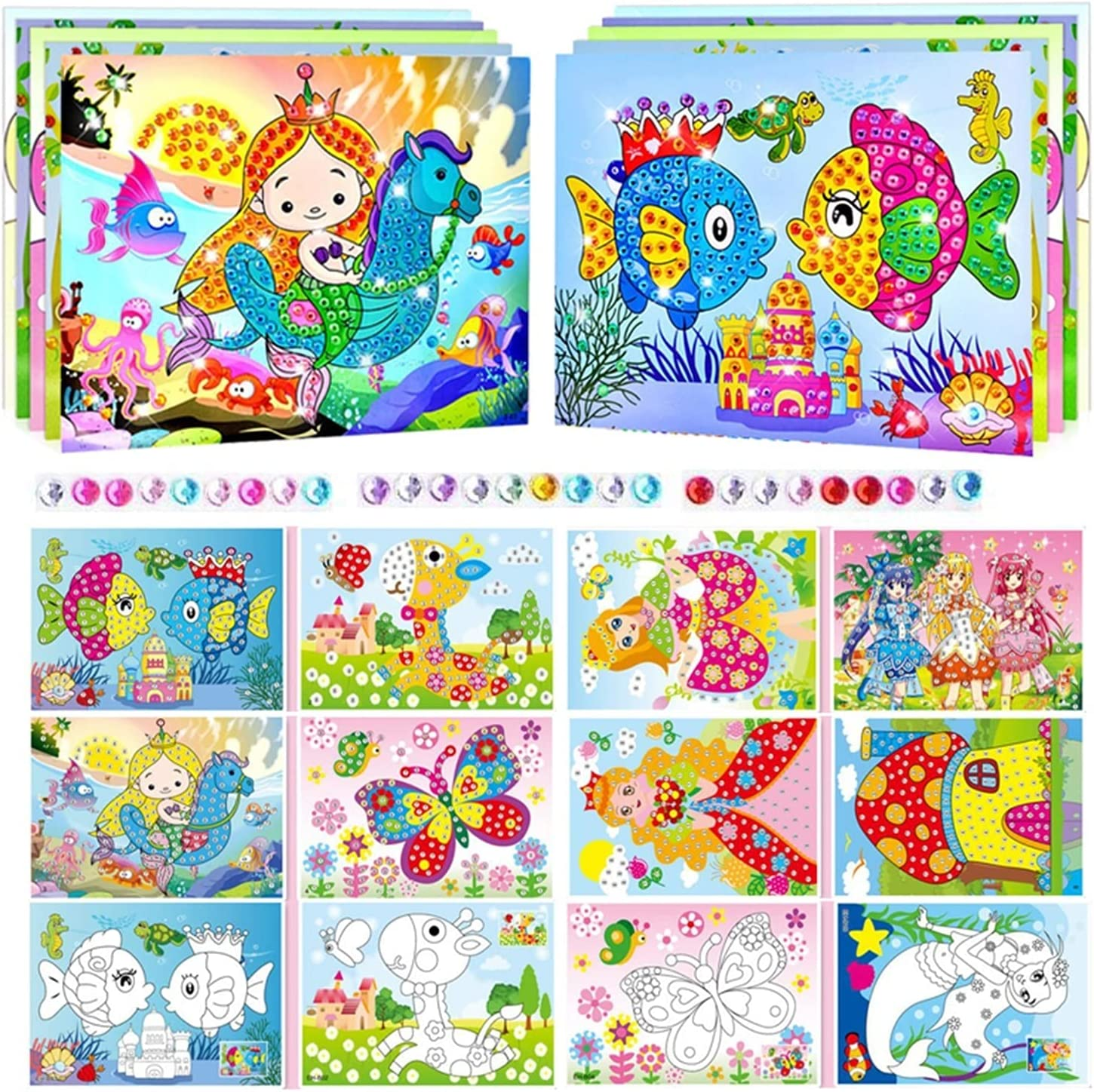 NOTEface Stickers At the price of surprise Portland Mall for Kids 20 Crys Handmade pcs DIY lot