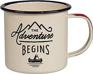what is an enamel mug