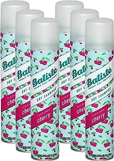 Batiste - Champú en seco Dry Shampoo Fruity & Cheeky Cherry. Pelo limpio. Para todos los tipos de cabello 6 un...