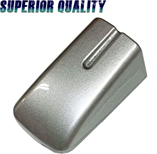CF Advance For 04-08 Acura TL 3.2 3.5L Front or Rear Right Passenger Side Outside Exterior Outer Door Handle Cover NH700M Alabaster Silver Metallic 2004 2005 2006 2007 2008