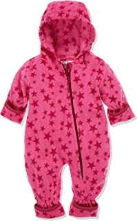 Playshoes unisex baby Fleece-Overall Sterne Overall