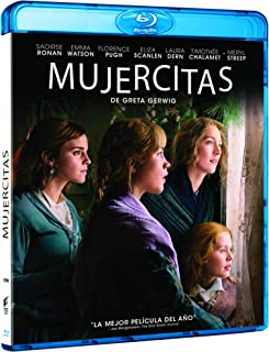 Mujercitas (2019) (BD) [Blu-ray]