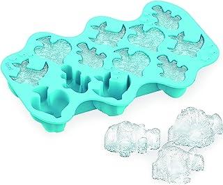 """TrueZoo 3329 Parade Fish Silicone Ice Cube Tray,1 """"Blue"""""""