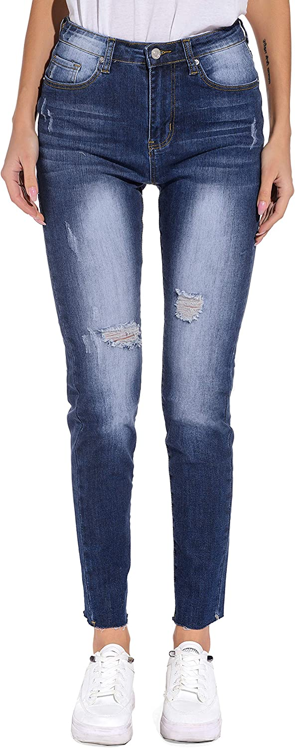 Seyorz Denim Price reduction Hot Shorts for Women Outstanding Mid Shaping Rise Stretch High