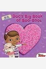 Doc McStuffins: Doc's Big Book of Boo-Boos (Disney Storybook (eBook)) Kindle Edition