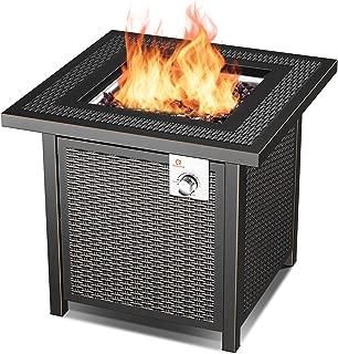 Best propane gas fire pit tables Reviews