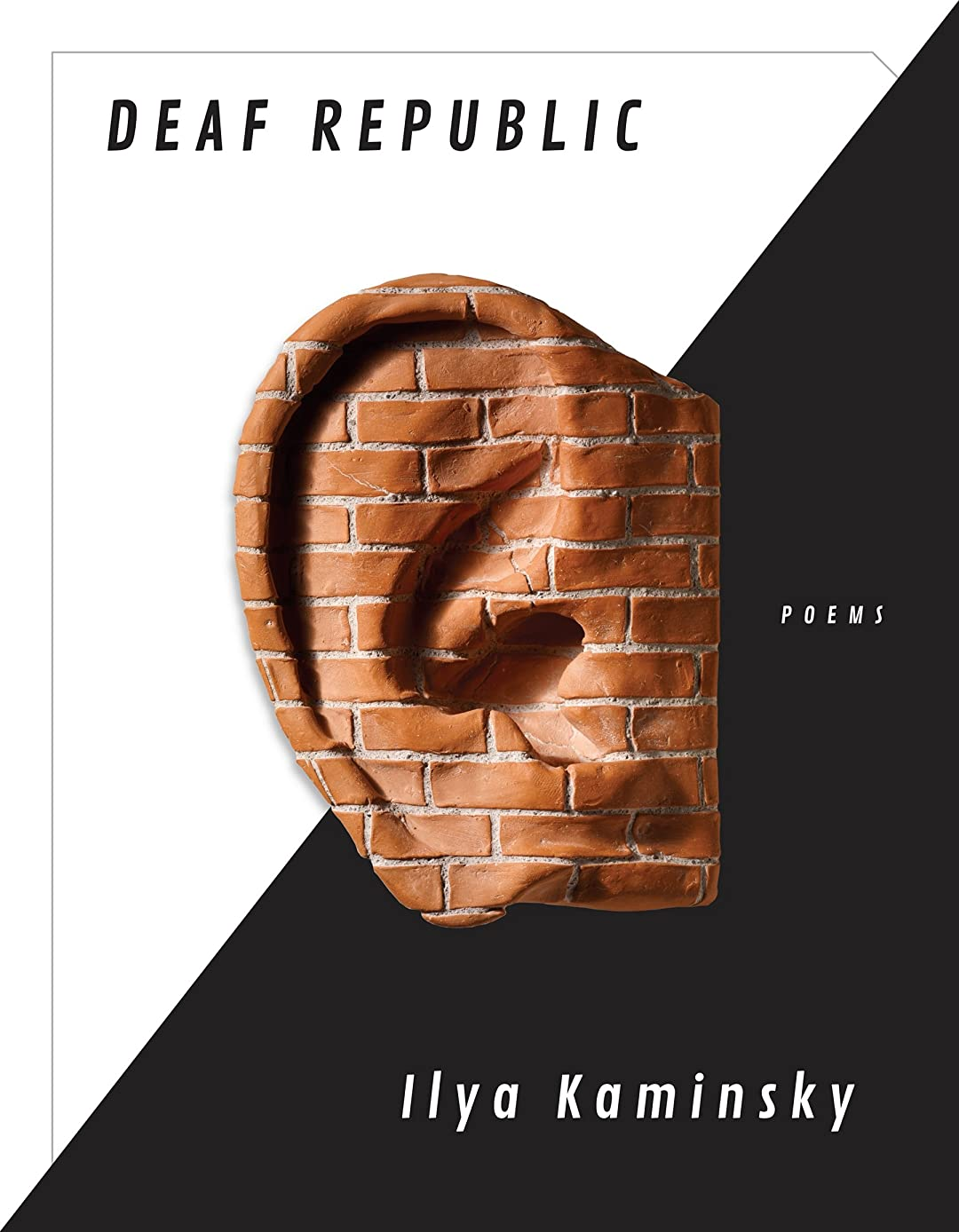 著者子孫分注するDeaf Republic: Poems (English Edition)