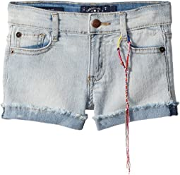 Lucky Brand Kids Riley Denim Shorts in Bella Wash (Toddler)